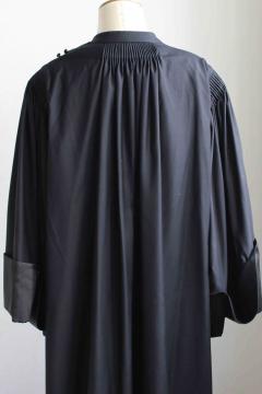 Robe d'avocat en cachemire uniquement