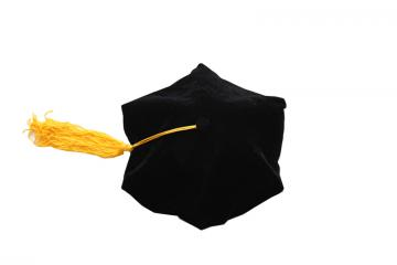 Chapeau professeur