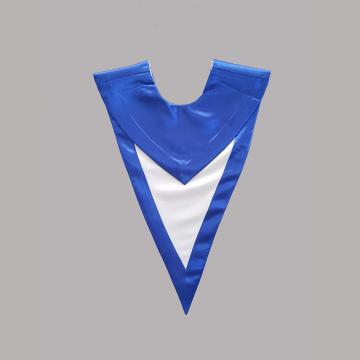 Vue de face-Côté Bleu Roi